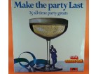 James Last ‎– Make The Party Last, LP