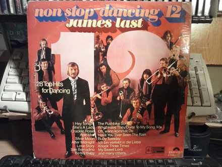 James Last - Non stop dancing 12 James Last