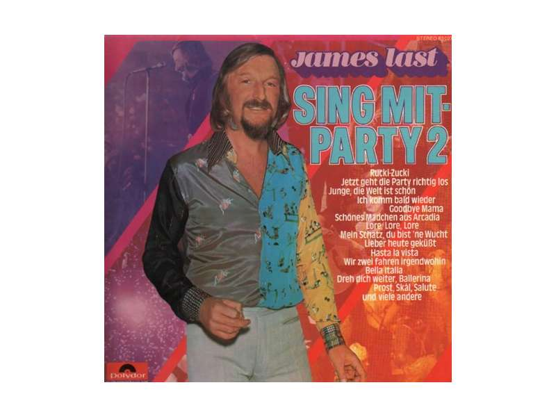 James Last - Sing Mit Party 2