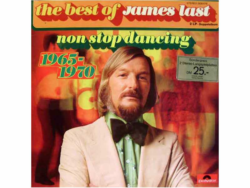 James Last - The Best Of James Last - Non Stop Dancing 1965 - 1970