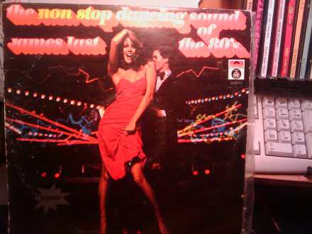 James Last - The Non Stop Dancing Sound Of The 80`s