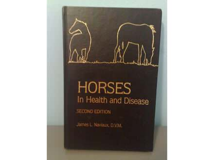 James Naviaux - Horses in health and disease