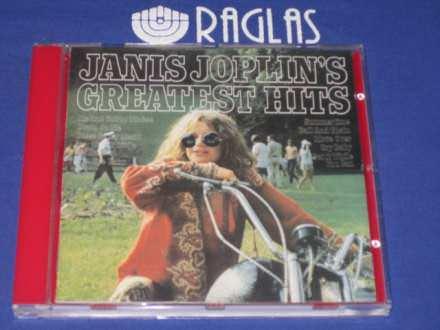 Janis Joplin - Janis Joplin`s Greatest Hits
