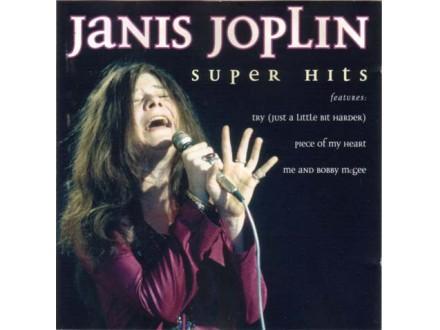Janis Joplin - Super Hits