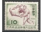 Japan,I SP u džudou 1956.,čisto