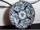 Japan - Ukrasni Tanjir - Porcelan - Kobalt 2