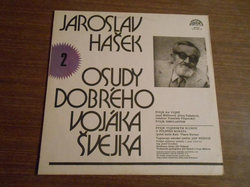 Jaroslav Hašek - Osudy Dobrého Vojáka Švejka 2