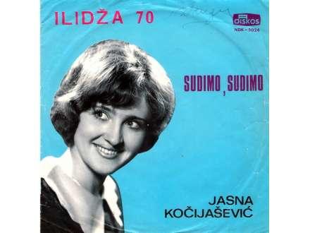 Jasna Kočijašević - Sudimo, Sudimo