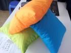 Jastuk 40x40 dekorativni jednobojni vise boja