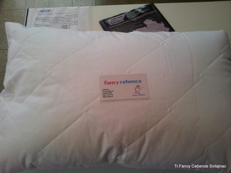 Jastuk Gali 70x50 stepani sa silikonskim punjenjem