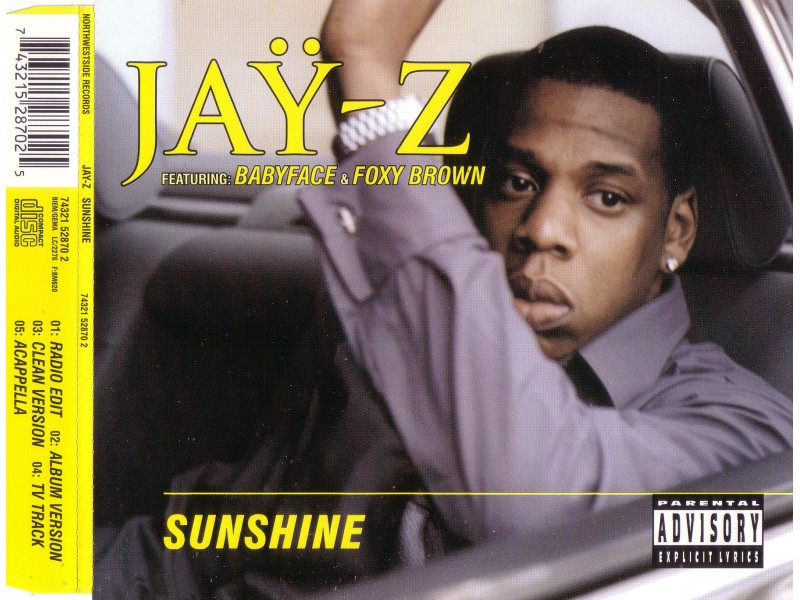 Jay-Z, Babyface, Foxy Brown - Sunshine