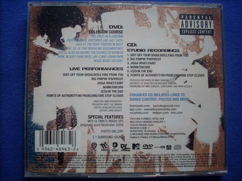 Jay-Z, Linkin Park - Collision Course