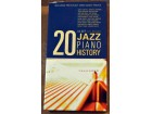 Jazz Piano History (20 x CD)