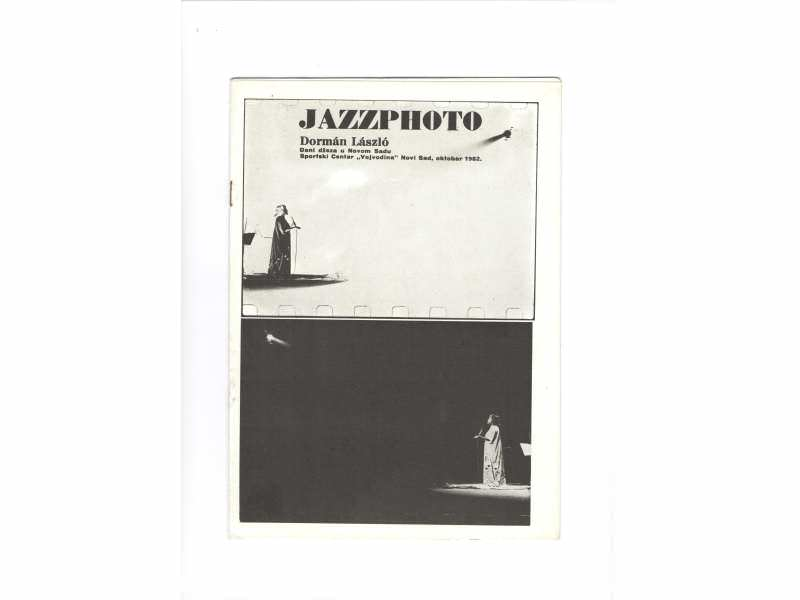 Jazz photo - Dorman Laszlo