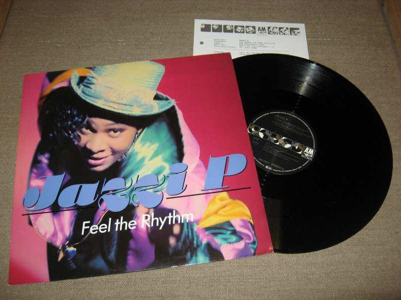 Jazzi P - Feel The Rhythm