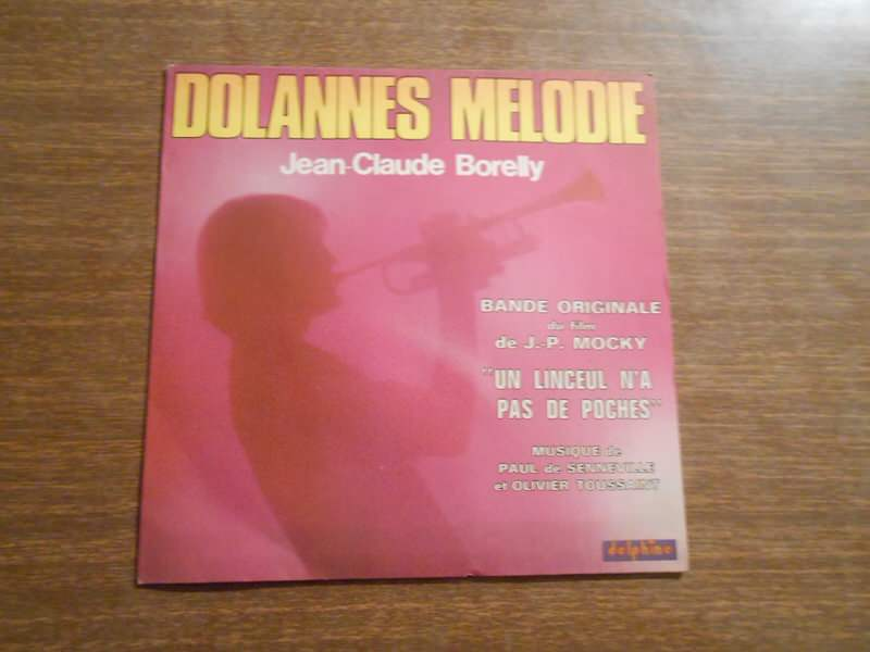 Jean-Claude Borelly - Dolannes Mélodie
