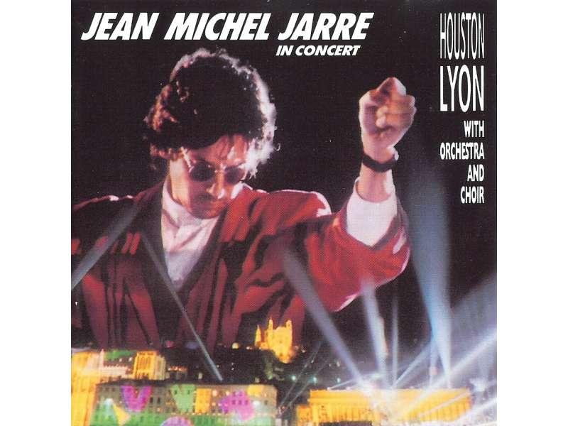 Jean-Michel Jarre - In Concert: Houston / Lyon