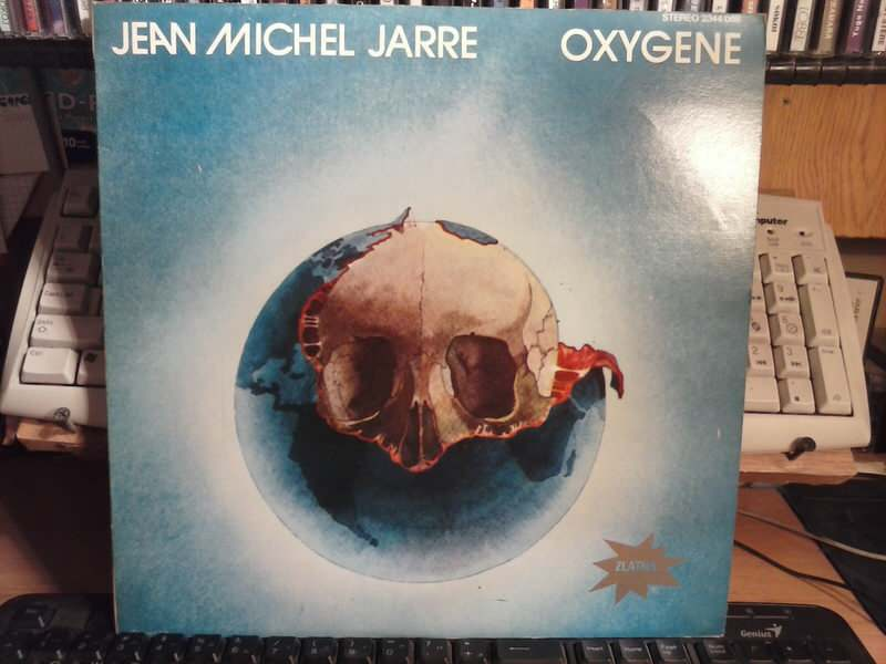 Jean-Michel Jarre - Oxygene, LP, Album