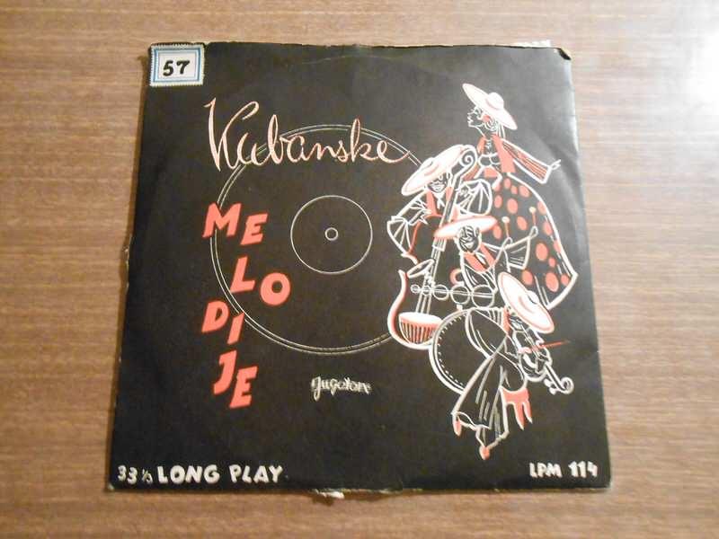 Jean Rings I Njegovi Muchachos - Kubanske Melodije