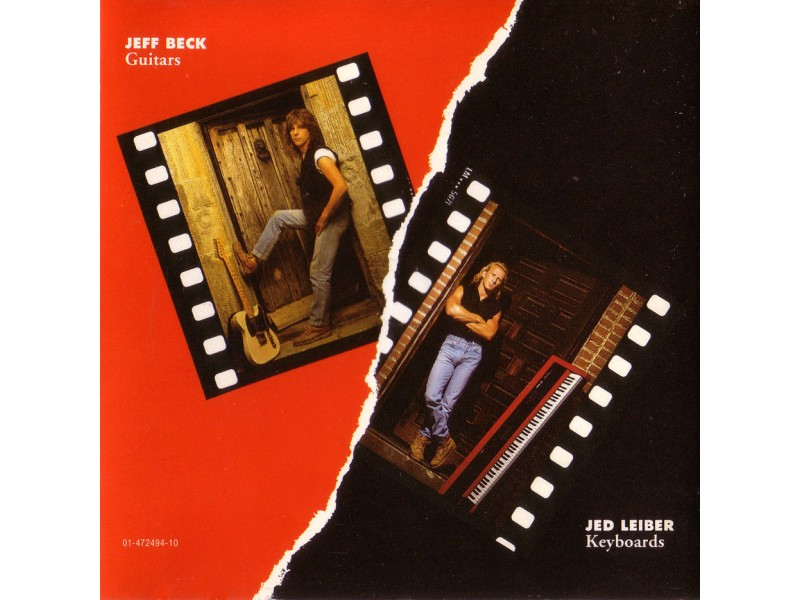 Jeff Beck, Jed Leiber - Frankie`s House (Music From The Original Soundtrack)