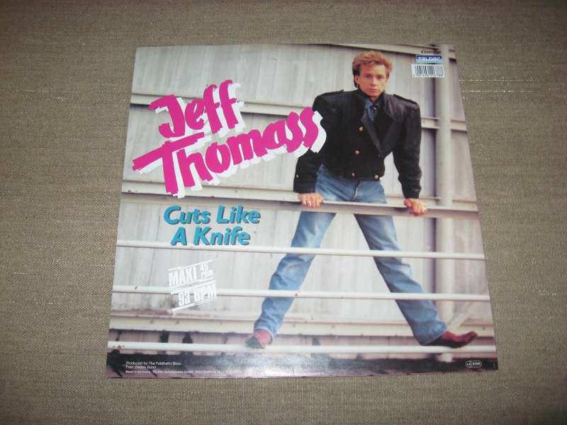 Jeff Thomass - Cuts Like A Knife