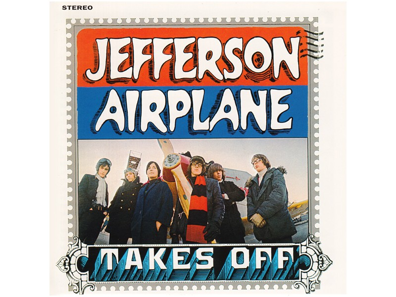 Jefferson Airplane - Takes Off