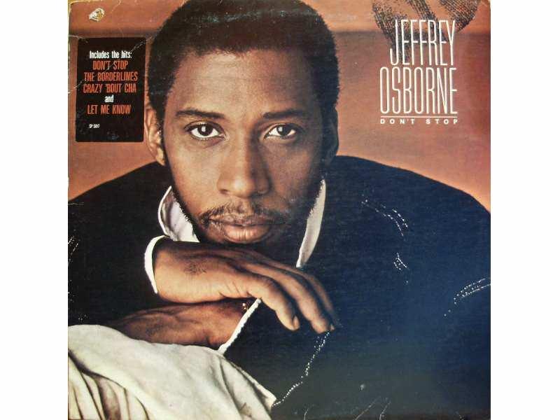 Jeffrey Osborne - Don´t Stop
