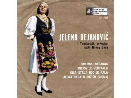 Jelena Dejanović, Tamburaški Orkestar RT Novi Sad - Sremski Bećarac