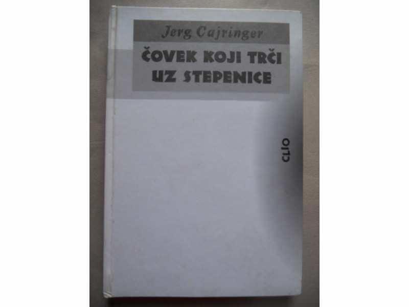 Jerg Cajringer-Covek koji trci uz stepenice