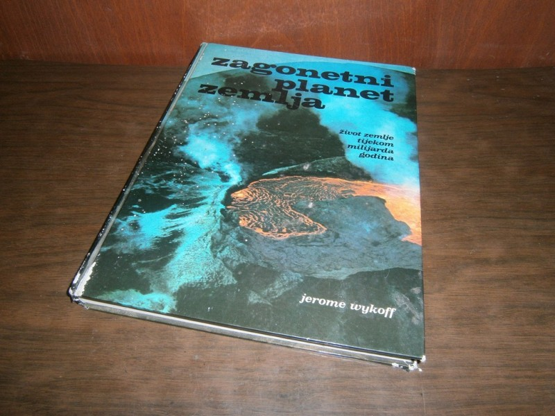 Jerome Wykoff - Zagonetni planet Zemlja