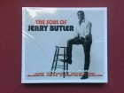Jerry Butler - THE SOUL OF JERRY BUTLER  2CD  2015