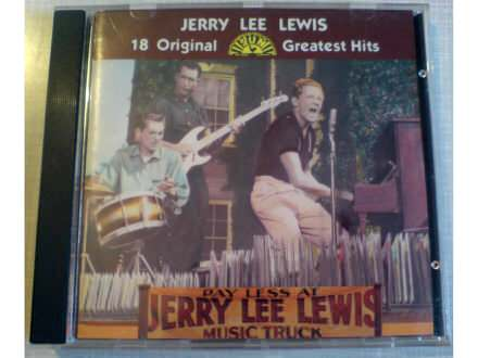 Jerry Lee Lewis: 18 Original Sun Greatest Hits