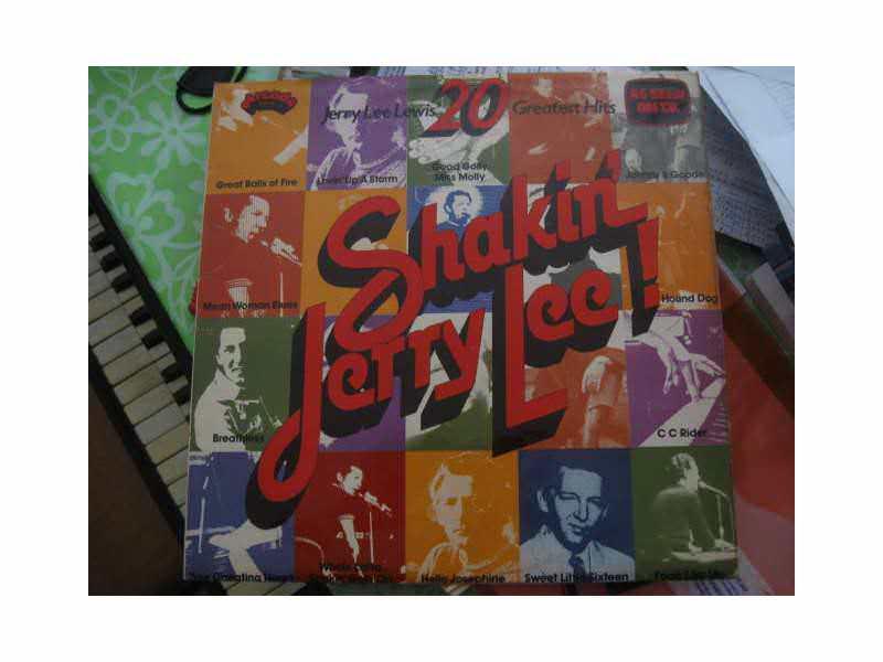 Jerry Lee Lewis - Shakin Jerry Lee