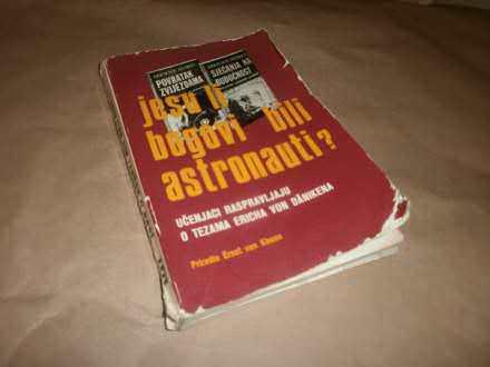 Jesu li Bogovi bili astronauti   o tezama Danikena