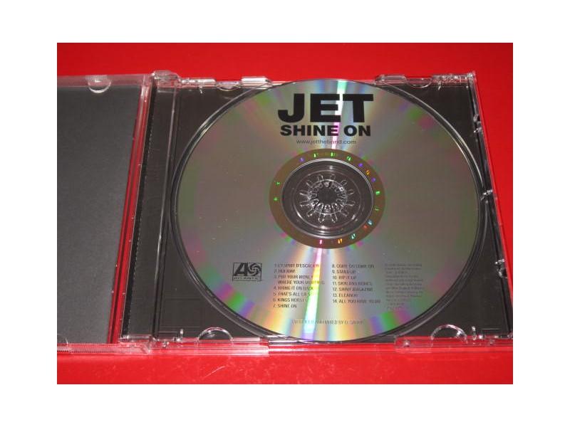 Jet (2) - Shine On