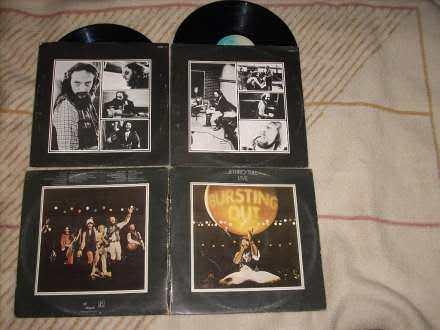 Jethro Tull - Bursting Out: Jethro Tull Live