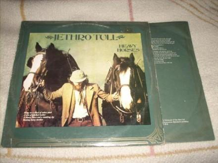 Jethro Tull-Heavy Horses LP
