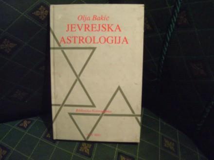 Jevrejska astrologija, Olja Bakić