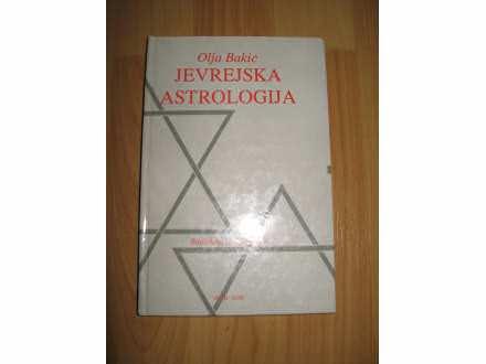 Jevrejska astrologija
