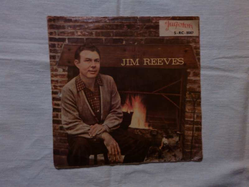 Jim Reeves - Adios Amigo / A Letter To My Heart
