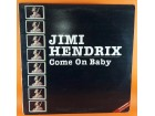 Jimi Hendrix ‎– Come On Baby, LP