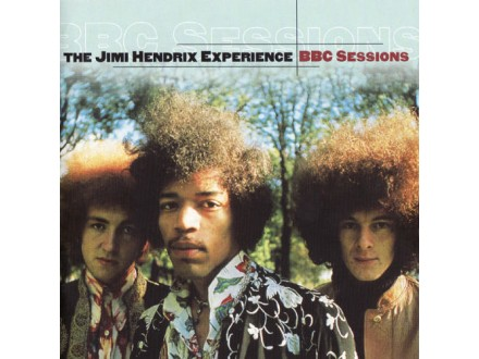 Jimi Hendrix Experience, The - BBC Sessions