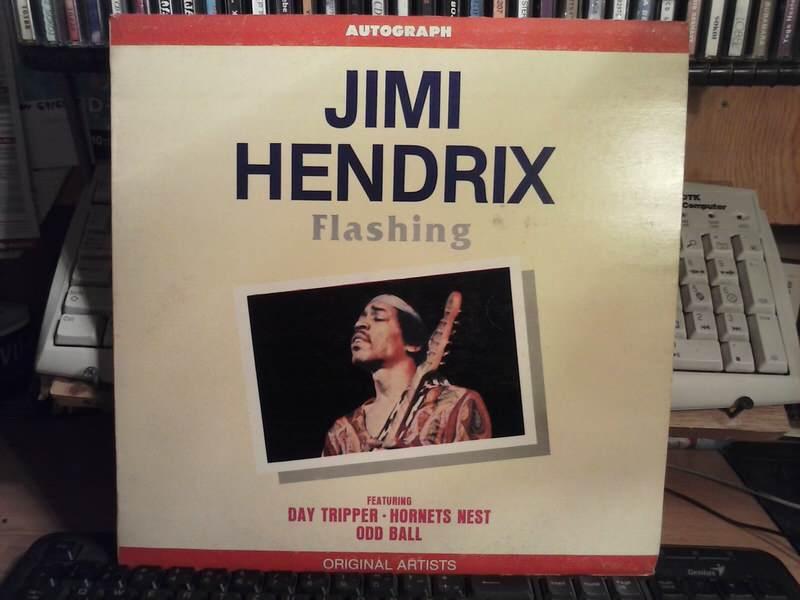 Jimi Hendrix - Flashing - LP