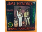 Jimi Hendrix - Lonnie Youngblood ‎– Together (Vol. 5)
