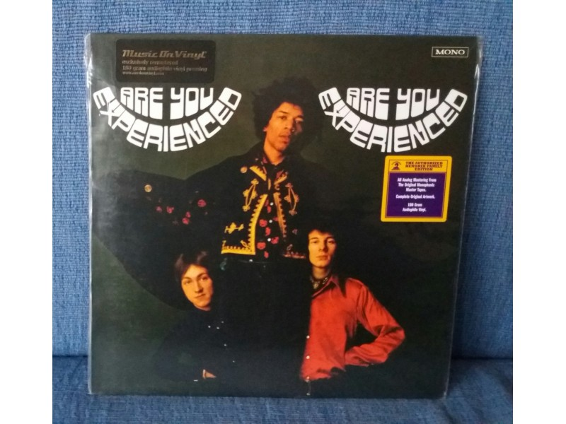 Jimi Hendrix - are you experienced HOL