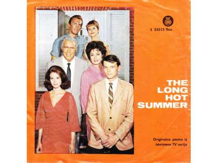 Jimmie Rodgers (2) - The Long Hot Summer