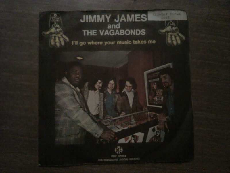 Jimmy James & The Vagabonds - You Don`t Stand A Chance If You Can`t Dance