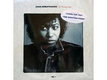 Joan Armatrading - The Shouting Stage