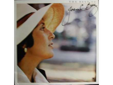 Joan Baez - The Best Of Joan C. Baez