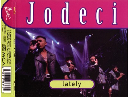 Jodeci - Lately